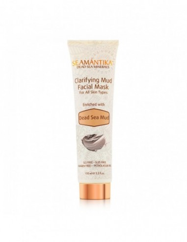 Clarifying Mud Facial Mask