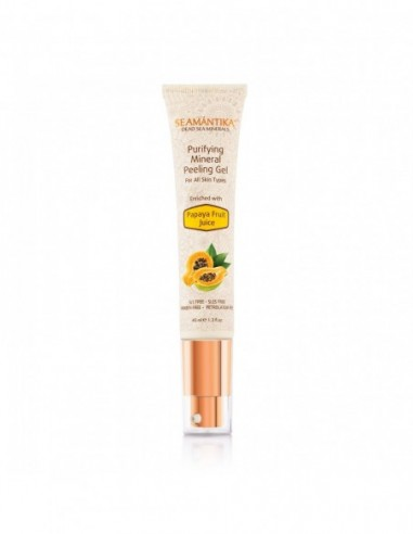 Purifying Mineral Peeling Gel