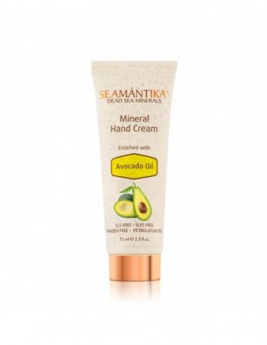 Mineral Hand Cream - Aceite de...