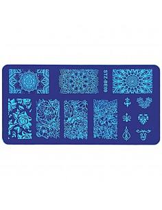 Placa para Stamping BE09