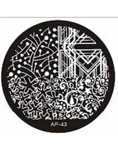 Placa para stamping ap 43