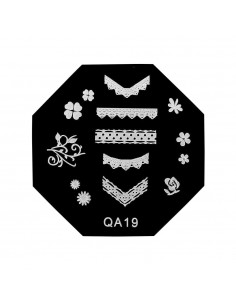 Placa para stamping qa 19