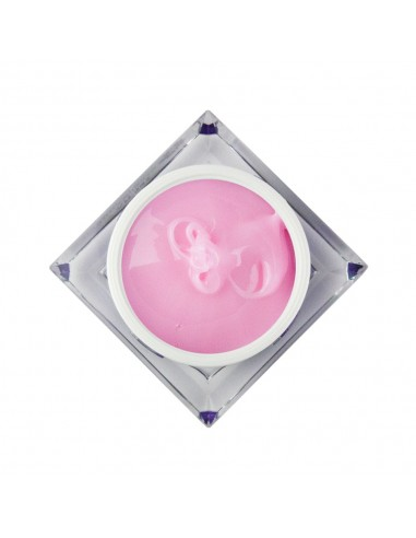 Molly Lac Jelly Gel Cotton Pink 30 ml.
