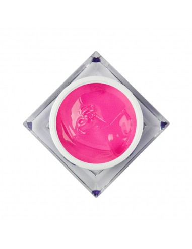 Molly Lac Jelly Gel Pink Glass 30 ml.