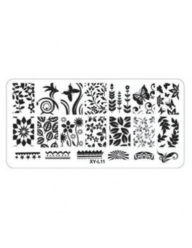 Placa para Stamping XYL11