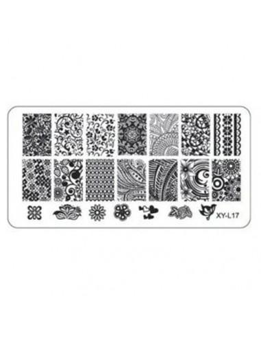 Placa para Stamping XYL17